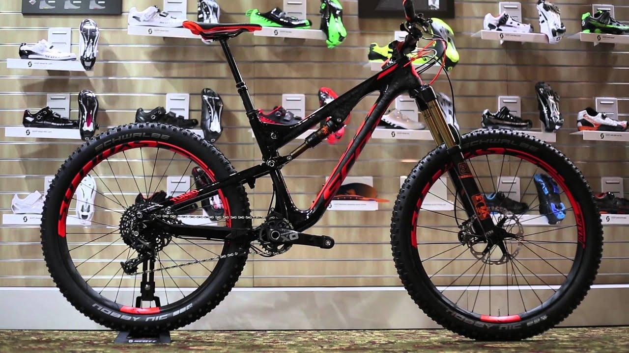 e878119455a 2016 Scott Sports Plus Bikes - Genius 700 Tuned Plus, Genius LT 700 Tuned  Plus, Scale Plus, 710, 720