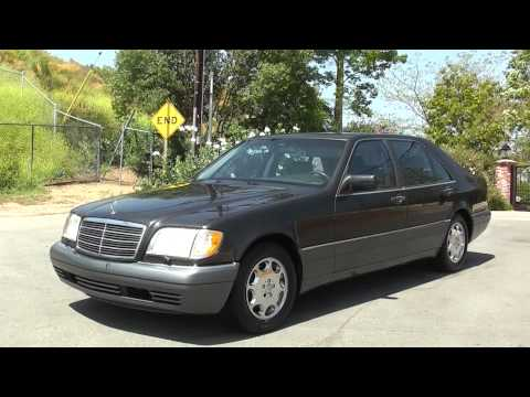 1995 Mercedes Benz S500 W140 S 320 420 500 600 FOR SALE Saloon $3999