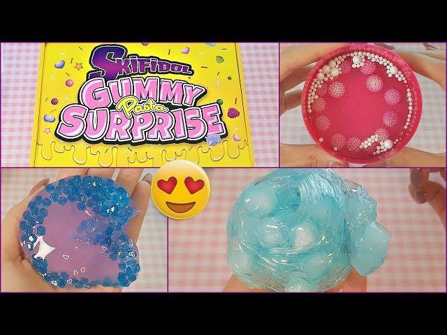 OMMIODDIO Skifidol Gummy Pasta Surprise