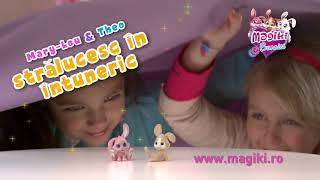 MAGIKI BUNNIES TVC ROM YOUTUBE 20sec 03 10 2017