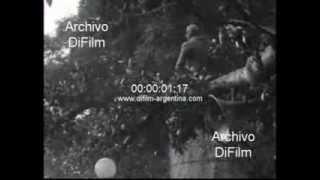 DiFilm - Homenaje a Mariano Moreno en el dia del Periodista 1966