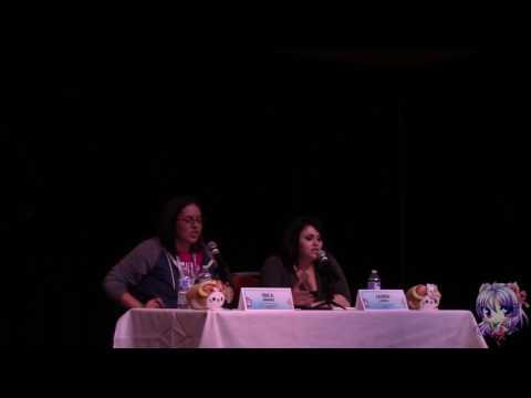 Lauren Landa & Erica Mendez Q&A Panel