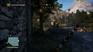 Far Cry 4 - Hostage Rescue Stealth ( No Spoilers )