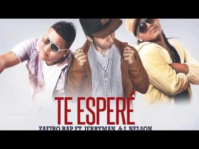 TE ESPERÉ - Zafiro feat Jerryman & J Nelson