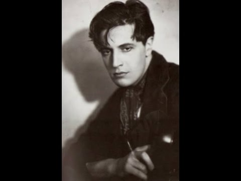 Ivor Novello (1893-1951) - Welsh Song Writer, Composer and Actor