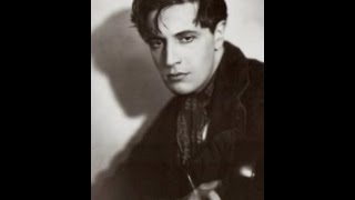 Ivor Novello (1893-1951) - Welsh Song Writer, Composer and Actor