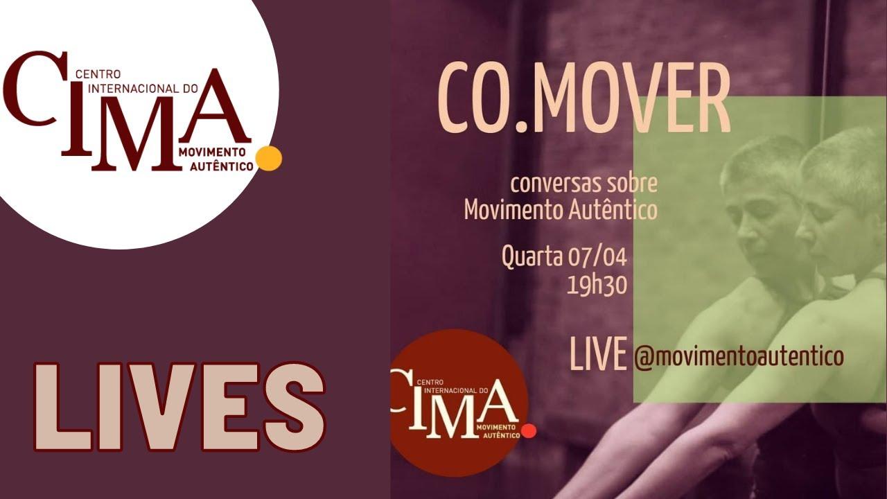 CO.MOVER  #1 conversas com Soraya Jorge sobre o Movimento Autêntico