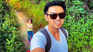 Family Friendly Hike in OC