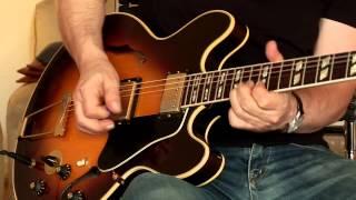 Gibson 1981 ES-345, sunburst Part2