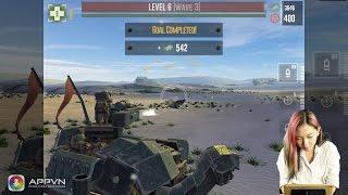 [Game] Trải nghiệm tựa game hoàn toàn mới War Tortoise - Appvn