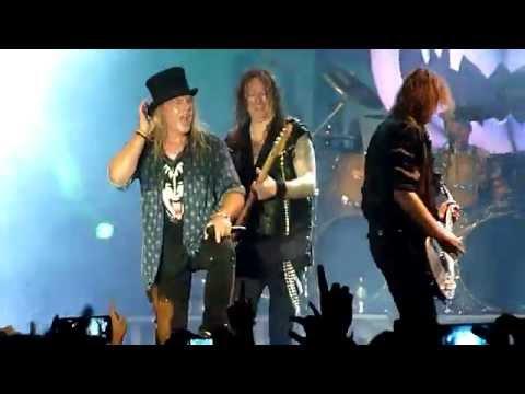 Helloween - Future World (Live in Jakarta, 22 October 2015)