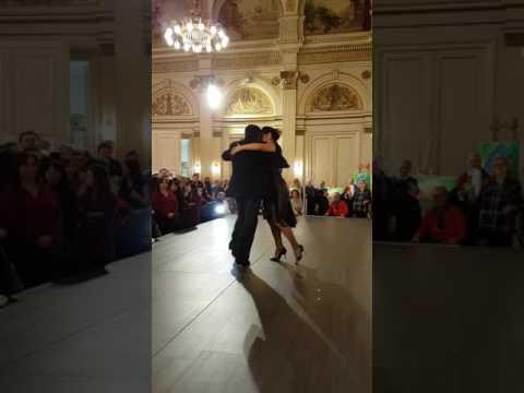 De puro guapo tango 2016