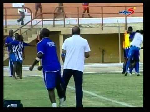 Petro Luanda vs FC Cabinda, 0-1