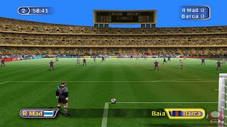 Gameplay: Fifa 98 (Nintendo 64) - Real Madrid x Barcelona