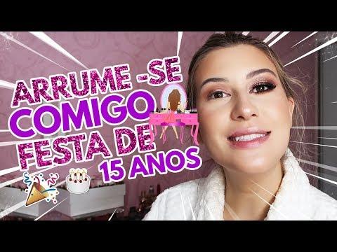 ARRUME-SE COMIGO - FESTA DE 15 ANOS CAROL E RICK