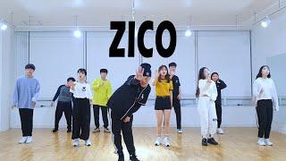 Download lagu (분당/성남/야탑 댄스학원)  지코 (ZICO) - 아무노래  |  teaching by Hur Gu:n