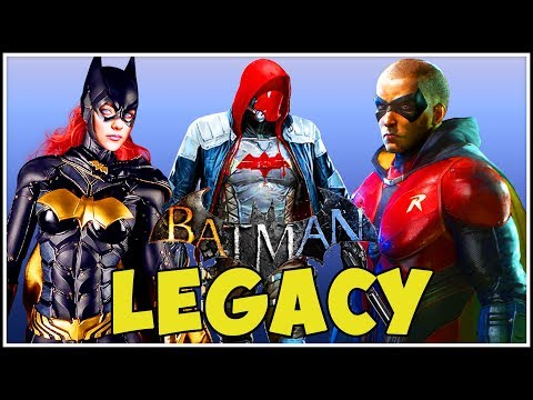 BATMAN Arkham Legacy Is The New Game?