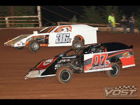 I-77 Speedway AMRA Modified heat #2 4/29/2017