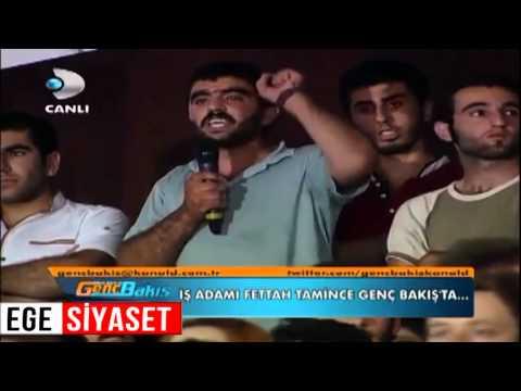 Diyarbakırlı Genç Konuştu Genç Bakış Yayını Durdurdu