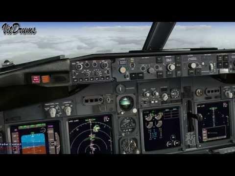 PMDG Boeng 737 NGX Barselona LEBL EDDL Dusseldorf