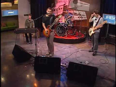"""The British Columbians perform """"Hoodoo"""" on Urban Rush."""