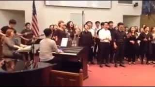 Heritage Mass Choir - Total Praise