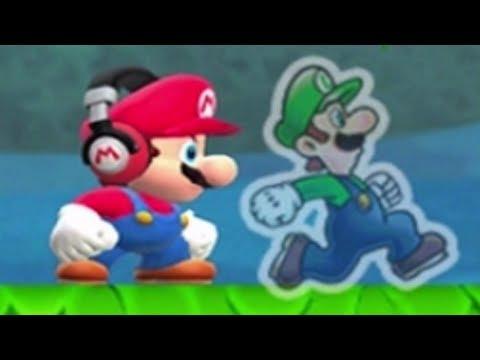 Super Mario Run - Toad Rally - Road to 99,999 Toads (Headphone Mario)