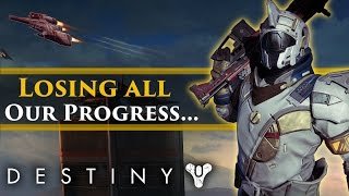 Destiny - Losing all our progress from Destiny in Destiny 2. My thoughts...