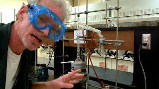 Competetitive Nucleophilic Substitution Week 2: The Fractional Distillation and GC Analysis.