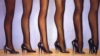 СТИЛЬНЫЙ ОБРАЗ НЕВЫСОКИХ ДЕВУШЕК. Совет4 - обувь без ремешков