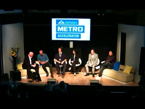 Techstars METRO Accelerator Launch Event (Full Broadcast)