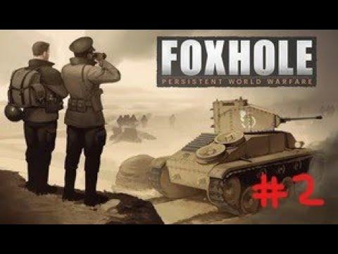 Foxhole in a nutshell |