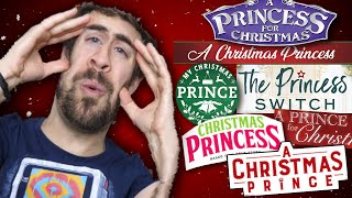 "The terrifying, confusing world of ""Princess Christmas"" movies"
