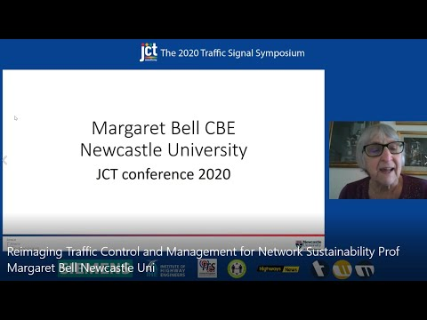 Reimaging Traffic Control and Management for Network Sustainability Prof Margaret Bell Newcastle Uni
