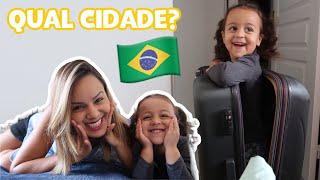 BRASIL, AI VAMOS NOS! | RÊ ANDRADE Daily Vlog Familia