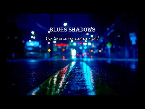 Blues Shadows - V/A  (HQ)