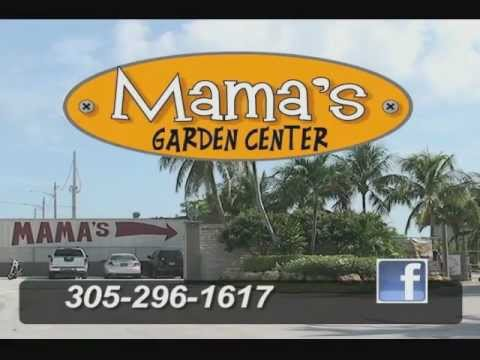 Mama's Garden Center Advertises On WEYW 19, The Florida Keys