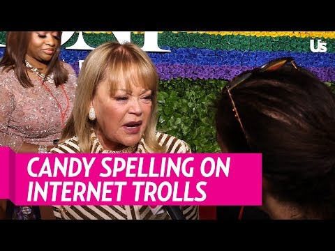 TONYS 2019: Candy Spelling Opens Up About Her Grandchildren Getting Trolled Online
