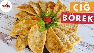 Çiğ Börek - Börek Tarifleri - Nefis Yemek Tarifleri
