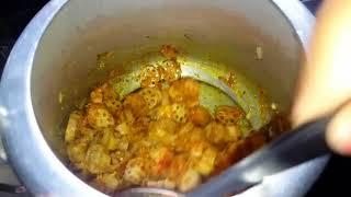Kamal kakadi/lotus stem recipe