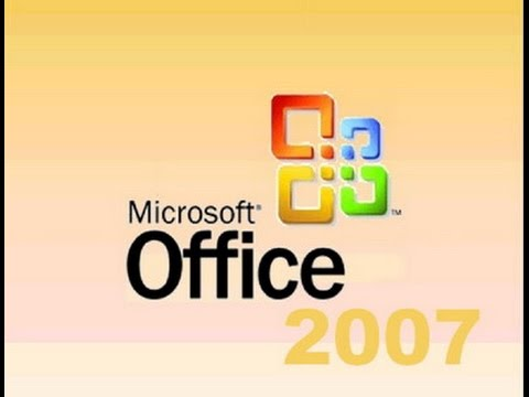 how to install office 2007 without cd drive