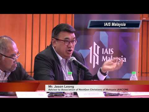 IAIS - Understanding The Jerusalem Contention by Mr. Jason Leong