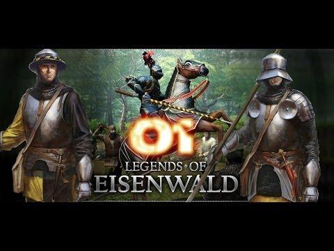 Legends of Eisenwald - Disciples - ты ли это?! - Вечерний стрим!
