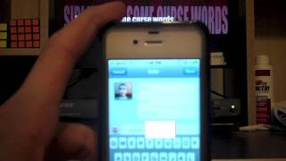 ORIGINAL: How to make Siri curse!
