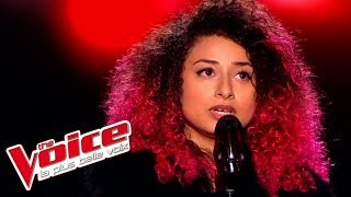The Voice 2015│Dalia Chihe - Russian Roulette (Rihanna)│Blind Audition