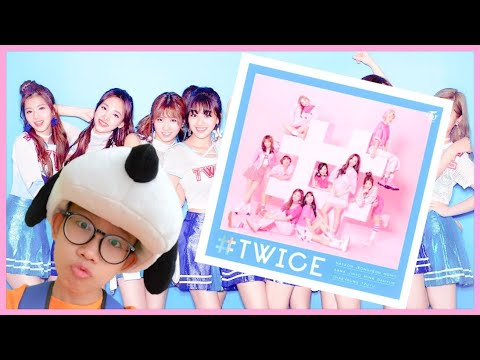 รีวิว TWICE - #TWICE JAPAN DEBUT ALBUM ! (ขี้เกียจพูด ver.)