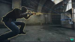 SLIVER.tv Bullet Time Me Montage