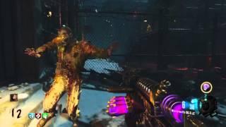 Pack-a-Punched Wunderwaffe DG-2 in Bo3 Zombies (Wunderwaffe DG-3 JZ) NEW LOOK!!