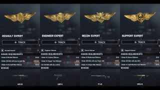 BF4 In-Game Assignments explained! How to get access to assignments and and how to complete them. thumbnail