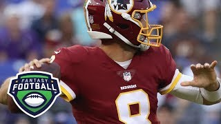 Matthew Berry's Love/Hate: Cousins, Big Ben And More | Fantasy Football Marathon | ESPN thumbnail